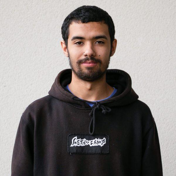 Rory Joseph our new Junior audio visual designer at studio giggle