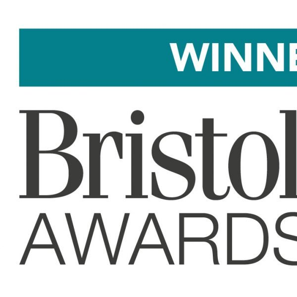 Winner of Bristol Creative Agency award at the Bristol Life Awards
